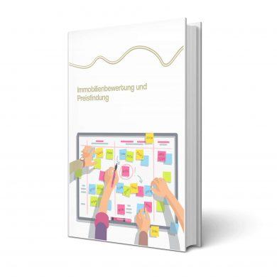 Ratgeber Broschüre zum Thema Immobilienbewertung und Preisfindung