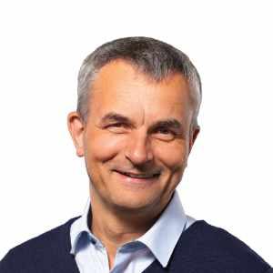 Immobilienmakler und Immobilienökonom Thomas Franck