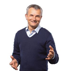 Immobilienökonom und Makler Thomas Franck