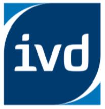 Logo des Immobilienverbands IVD